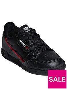 adidas-originals-continentalnbsp80-el-infant-trainers-black