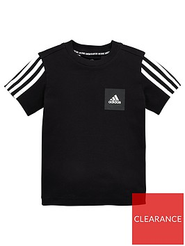 adidas-junior-boys-must-haves-logo-tee-black