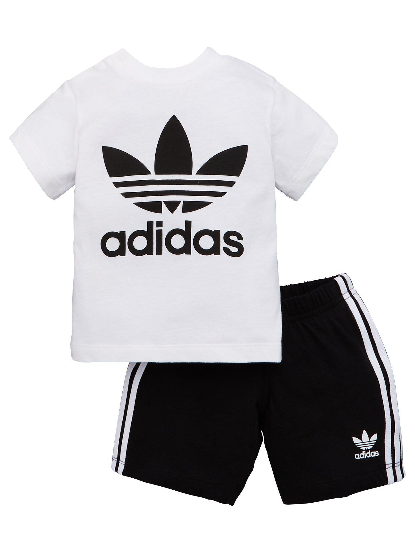 adidas baby boys active set sizes 12 18 months