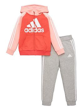 adidas-young-girls-3-stripe-hoodie-tracksuit-pink