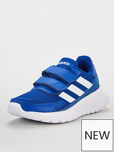 adidas-tensaur-run-childrens-trainers-bluewhite