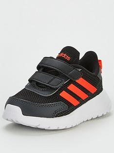 adidas-tensaur-run-infant-trainers-blackorange