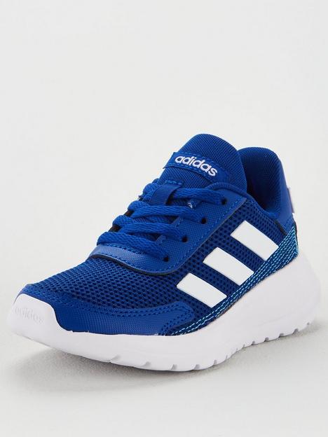 adidas-tensaur-run-childrens-trainers-bluewhite