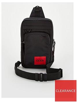 hugo-kombinat-cross-body-bag-black