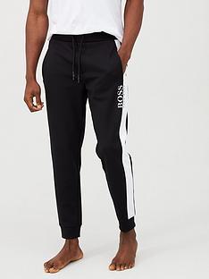 boss-fashion-cuffed-lounge-pants-black
