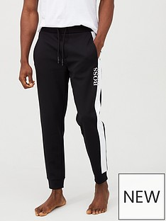 boss-fashion-cuffed-lounge-pants-black