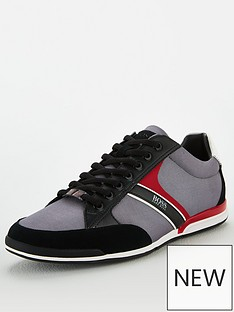 boss-saturn-low-profile-trainers-greyblack