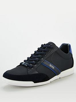 boss-saturn-low-profile-trainers-black