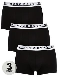 boss-3-pack-trunks-black