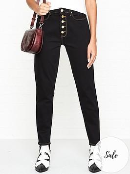 tommy-hilfiger-zendaya-high-waistnbspskinny-jeans-black