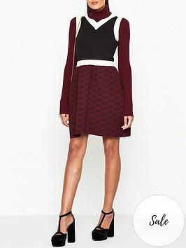 tommy-hilfiger-zendaya-monogram-long-sleeve-sweater-dress-plumblack