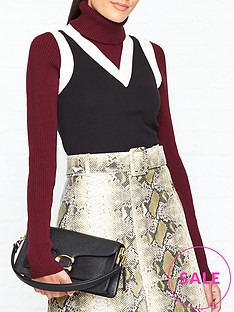 tommy-hilfiger-zendaya-panel-roll-neck-sweater-blackplum