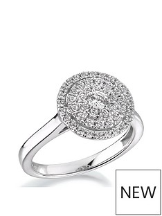 love-diamond-9ct-white-gold-12-carat-diamond-round-cluster-ring