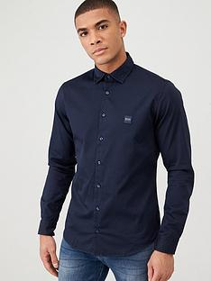 boss-mypop-ii-slim-fit-long-sleeved-shirt-dark-blue