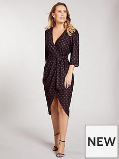 kate-wright-printed-wrap-midi-dress--multi