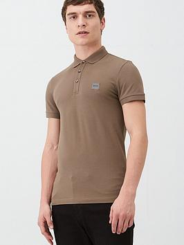 boss-passenger-slim-fit-polo-shirt-khaki