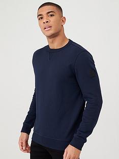 boss-walkup-relaxed-fit-sweatshirt-dark-blue