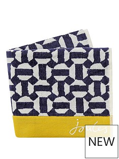 joules-honeycomb-geo-towels-bath-sheet