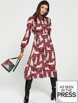 v-by-very-printed-cat-shirt-dress-print