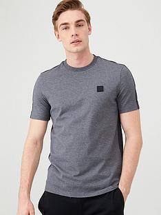 boss-tevided-t-shirt-grey