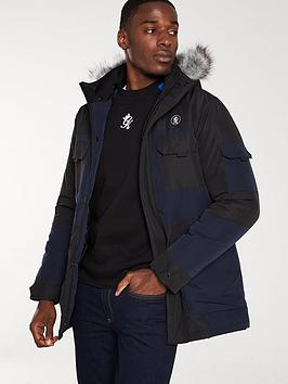 gym-king-aubry-parka-jacket-navyblack