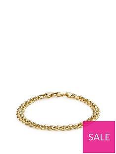 love-gold-9ct-gold-fancy-link-curb-bracelet