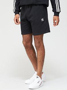 adidas-originals-essential-shorts-black