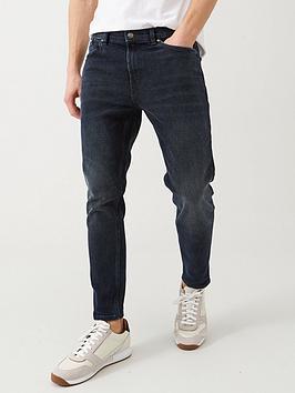 hugo-332-tapered-fit-jeans-dark-blue