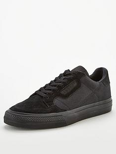 adidas-originals-continental-vulc-canvas-black