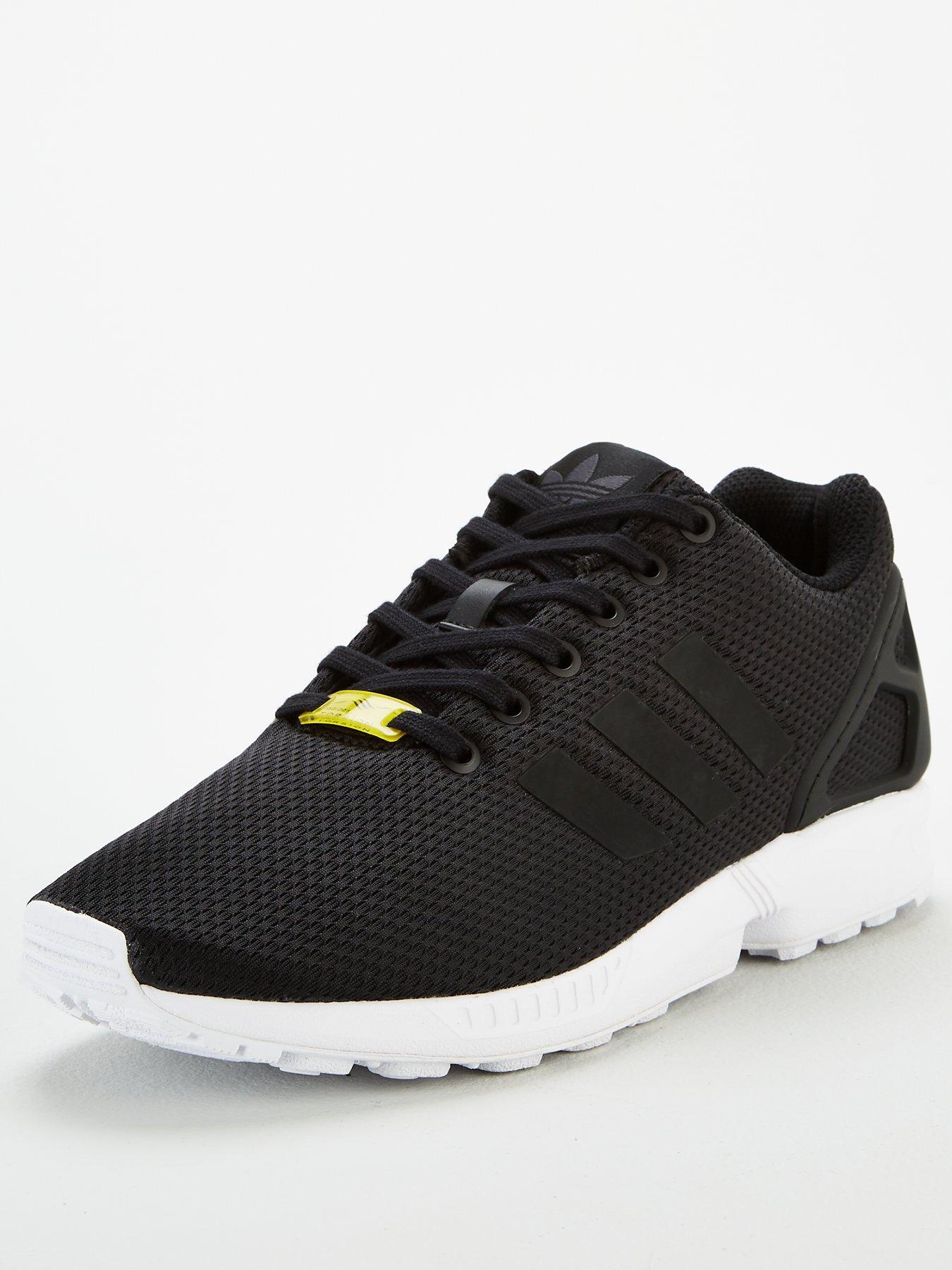 adidas Originals ZX Flux - Black/White