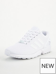adidas-originals-zx-flux-whitenbsp