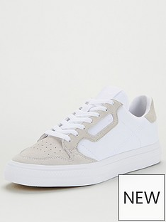 adidas-originals-continental-vulc-canvas-white