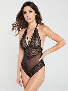 boux-avenue-yasmine-lace-body-black