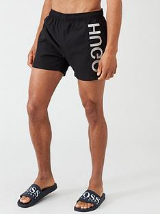 hugo-saba-swimshorts-black