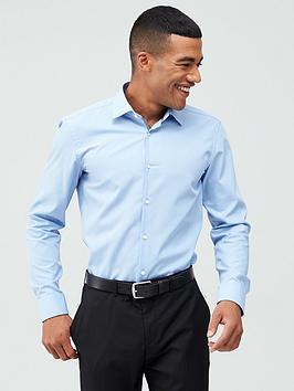 hugo-koey-long-sleeved-shirt-light-blue