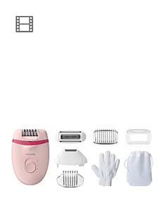 philips-satinelle-essential-epilator-corded-hair-removal-with-5-accessories-bre28500nbsp