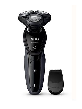 philips-shaver-5000-wet-dry-40-min-1-hour-charge-sc-trimmer