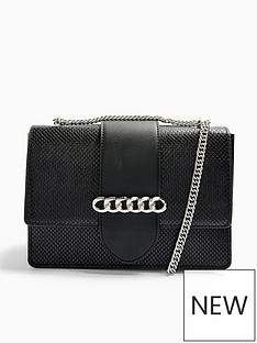 topshop-samba-shoulder-bag-black