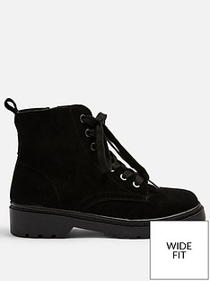 topshop-bumble-wide-fit-lace-up-ankle-boot-black