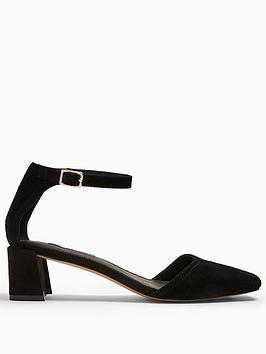 topshop-jay-square-toe-leather-block-heel-shoes-black