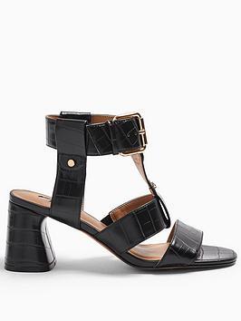 topshop-dylannbspcroc-chunky-buckle-sandals-black