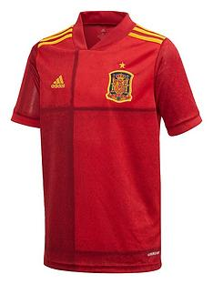 adidas-junior-home-spain-euro-2020-replica-shirt-red