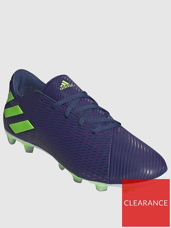 Messi Nemeziz 19.4 Firm Ground Football Boots Indigo