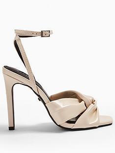 topshop-rumba-patent-knot-front-heel-sandals-nude