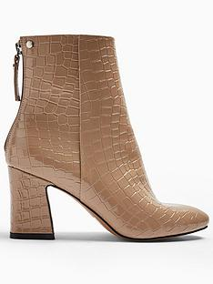 topshop-belize-patent-zip-back-ankle-boots-taupe