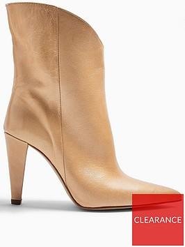 topshop-havana-cone-heel-leather-calf-boots-natural