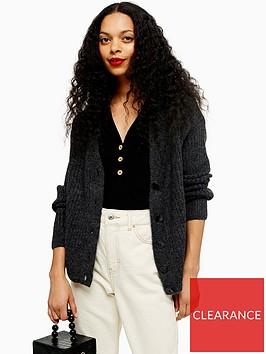 topshop-petite-super-soft-knit-ribbed-cardigan