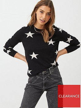 v-by-very-crew-neck-jumper-star-print