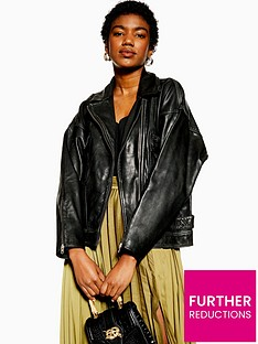 topshop-oversized-soft-leather-classic-biker-jacket