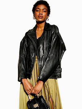 topshop-oversized-soft-leather-classic-biker-jacket